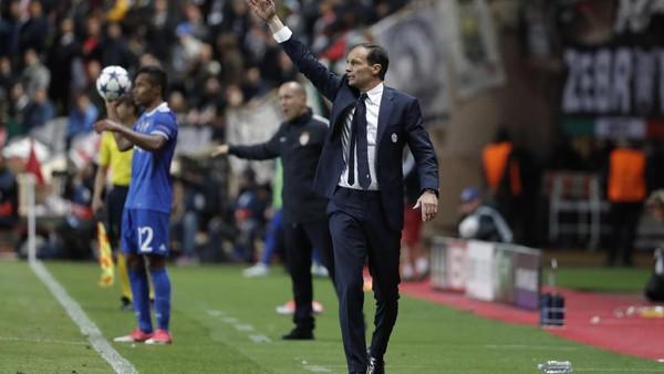 Juventus Menang, <i>Starting Line-up</i> Pilihan Allegri Terbukti Jitu