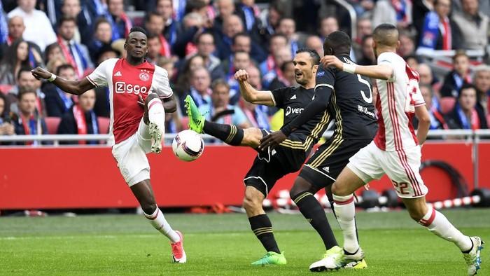 Ajax di semifinal Liga Europa musim ini (Foto: REUTERS/Toussaint Kluiters)