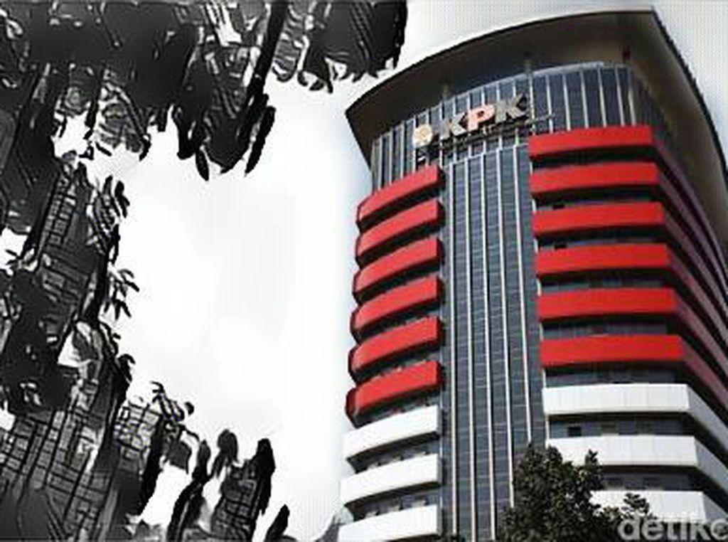 KPK Eksekusi Perantara Suap Walkot Medan Dzulmi Eldin ke Lapas Tanjung Gusta