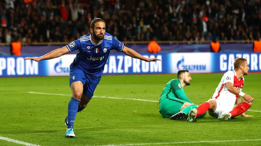 Higuain: Sudah Waktunya Juventus Juara Liga Champions