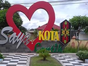 Taman SCKC, Spot Asyik Untuk Bersantai di Palangkaraya