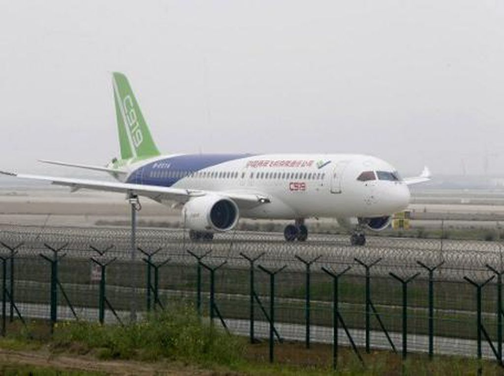 Maskapai China Butuh 6.810 Pesawat Baru Dalam 20 Tahun