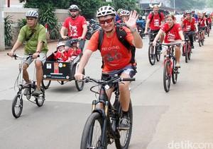 Bike to Work Kampanyekan Gerakan Bersepeda