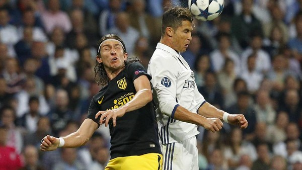Atletico vs Madrid: Bagaimana Persentase Kelolosan Masing-Masing?