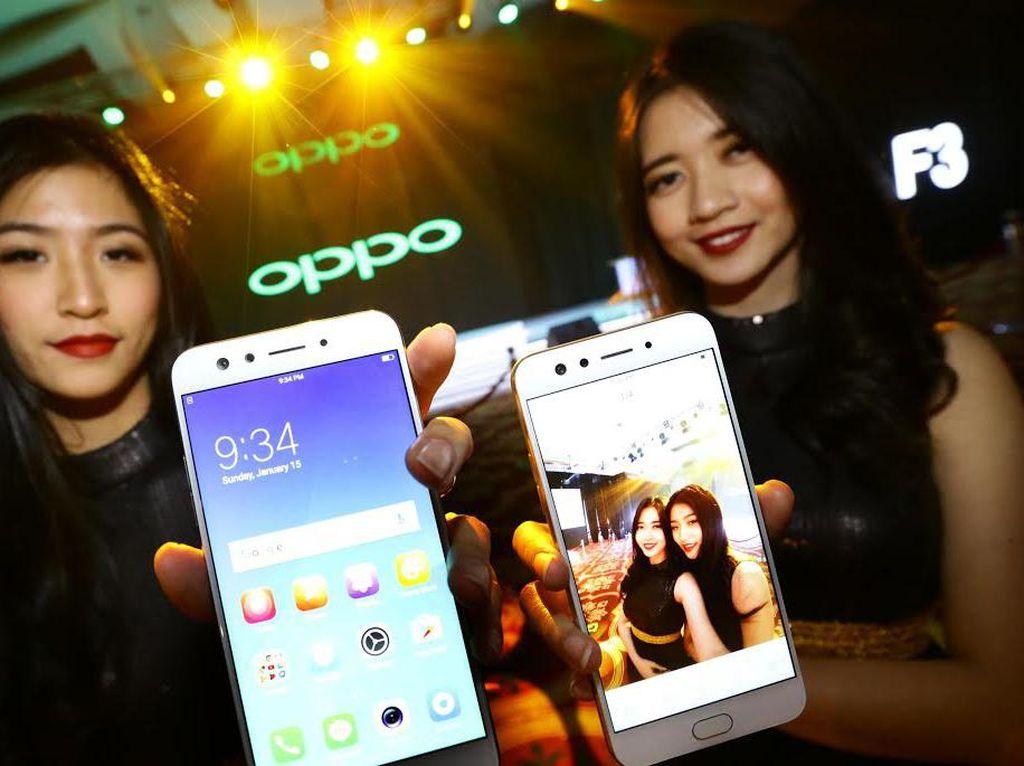 10 Ponsel Paling Laris Diburu di Indonesia Sepanjang 2017