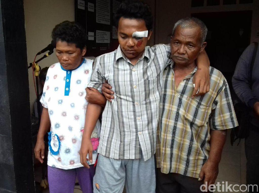 Kisah Tri dan Defri, Korban Konvoi Pelajar di Klaten