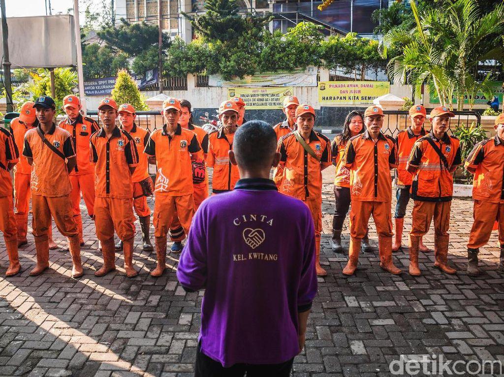 Pasukan Oranye Disiagakan Tiap 200 Meter Saat Asian Games