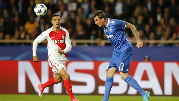Jangan Lupakan Peran Mandzukic dalam Kemenangan Juventus atas Monaco
