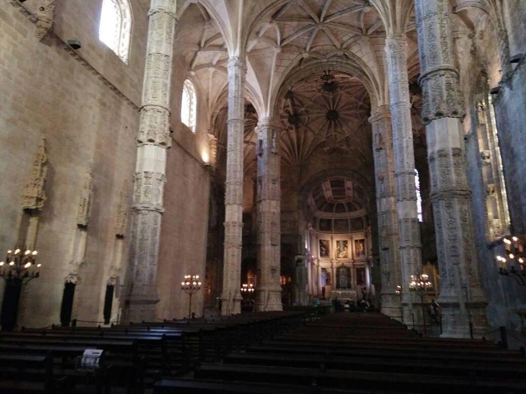 Sebelum Keliling Dunia, Vasco da Gama Berdoa di Sini