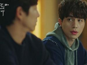 Rahasia Bibir Merah Lee Dong Wook di Serial Goblin