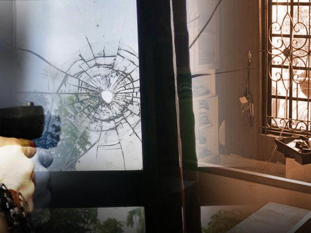 Polisi Masih Selidiki Pelaku Penembakan Rumah Jazuli Juwaini