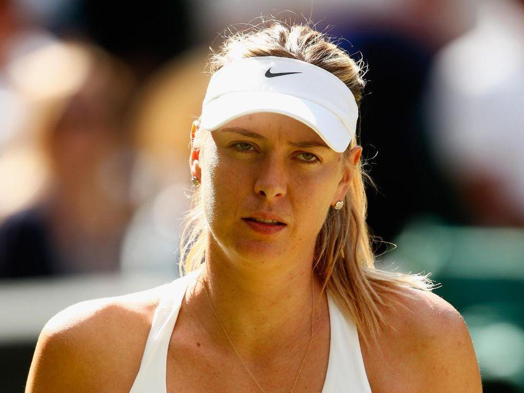Sharapova Menunggu Nasibnya di Wimbledon 2017