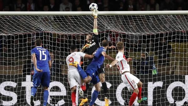 Buffon yang Menentukan dalam Kemenangan Juventus
