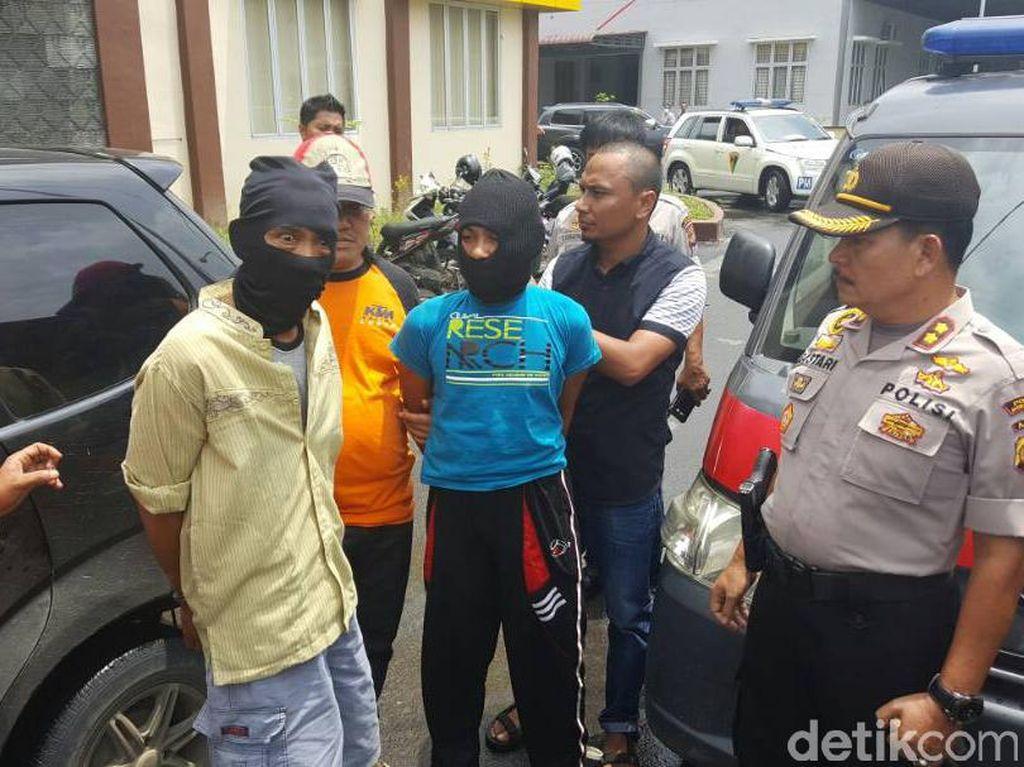 2 Penikam Mantan Bupati Aceh Tenggara Ditangkap