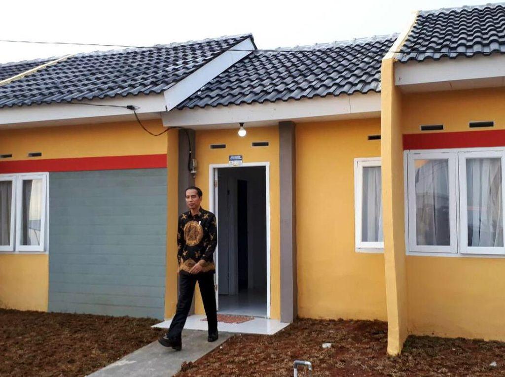 Ini Daerah yang Paling Banyak Serap Rumah DP 1% Jokowi