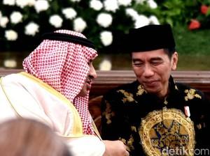 Jokowi Ucapkan Selamat Berpuasa Lewat Instagram