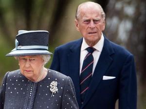 Suami Ratu Elizabeth Pensiun dari Tugas-tugas Kerajaan