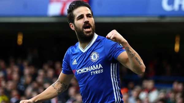 Fabregas Tak Tutup Kans Tinggalkan Chelsea