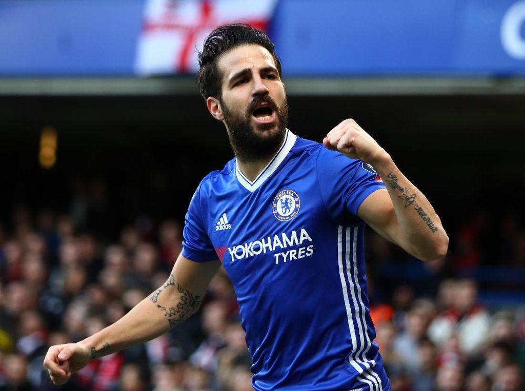 Jika Ingin Melangkah Jauh di Liga Champions, Chelsea Diminta Tak Lepas Fabregas