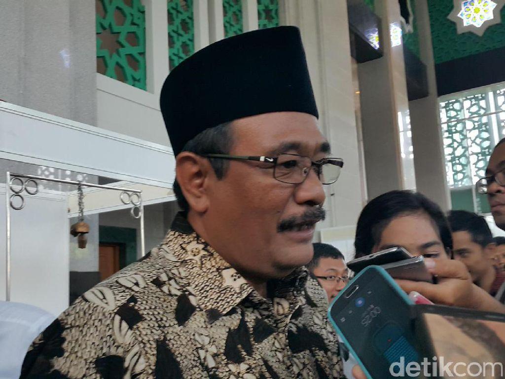 Djarot: Aksi 55 Bentuk Intervensi Hakim di Sidang Ahok
