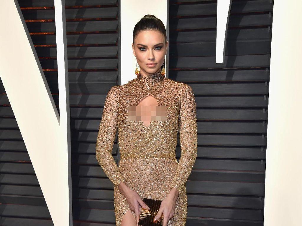 Rahasia Cantik Adriana Lima: Mandi Pakai Maskara Hingga Kondisioner Avokad