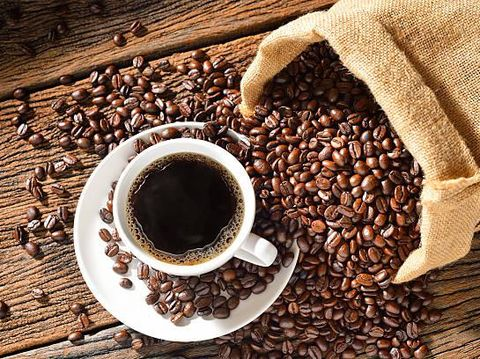 Biji kopi yang bisa di infused dengan wine.