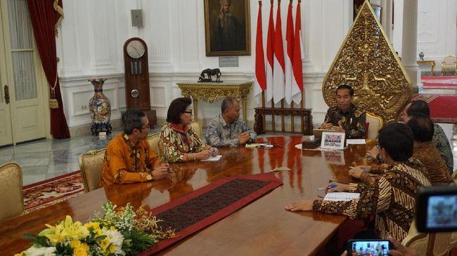Bertemu Jokowi, KPK Usul Kades yang Korupsi Dana Desa Dicopot