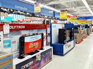 Cicilan 0% Smartphone Samsung dan Harga Spesial LED TV di Transmart