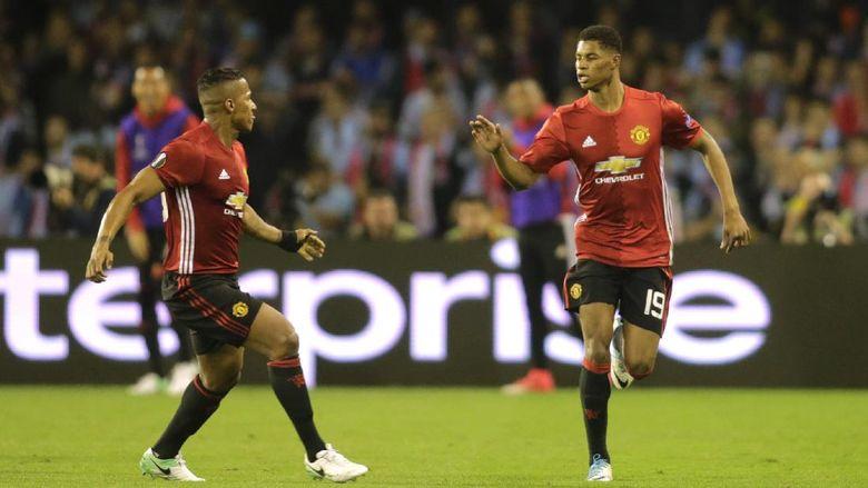 Senangnya Rashford Dapat Kepercayaan dari Mourinho