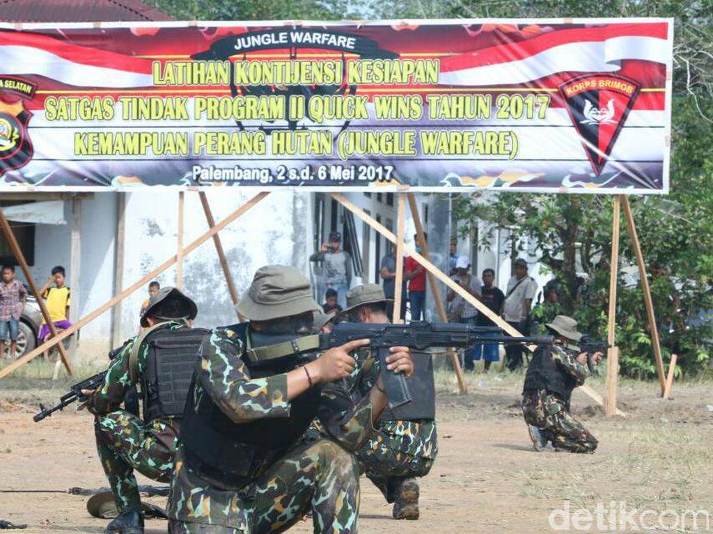 Cegah Teroris, RI-Malaysia-Filipina akan Latihan Militer Bersama di Tarakan