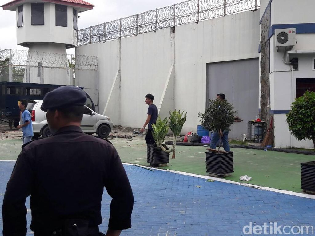 Polisi Usut Dugaan Intimidasi Petugas Rutan Pekanbaru ke Napi