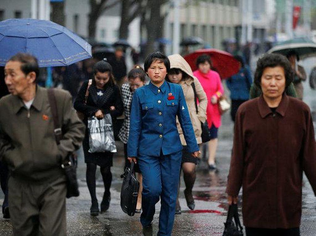 Dunia Dilanda Pandemi Corona, Bagaimana di Korea Utara?