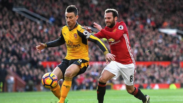 Preview Arsenal vs Manchester United