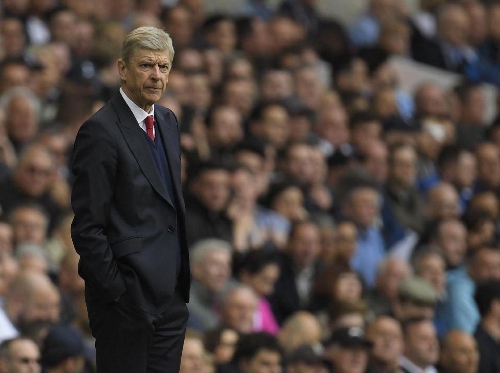 Ini Pesan Wenger untuk Fans Usai Dipastikan Bertahan di Arsenal