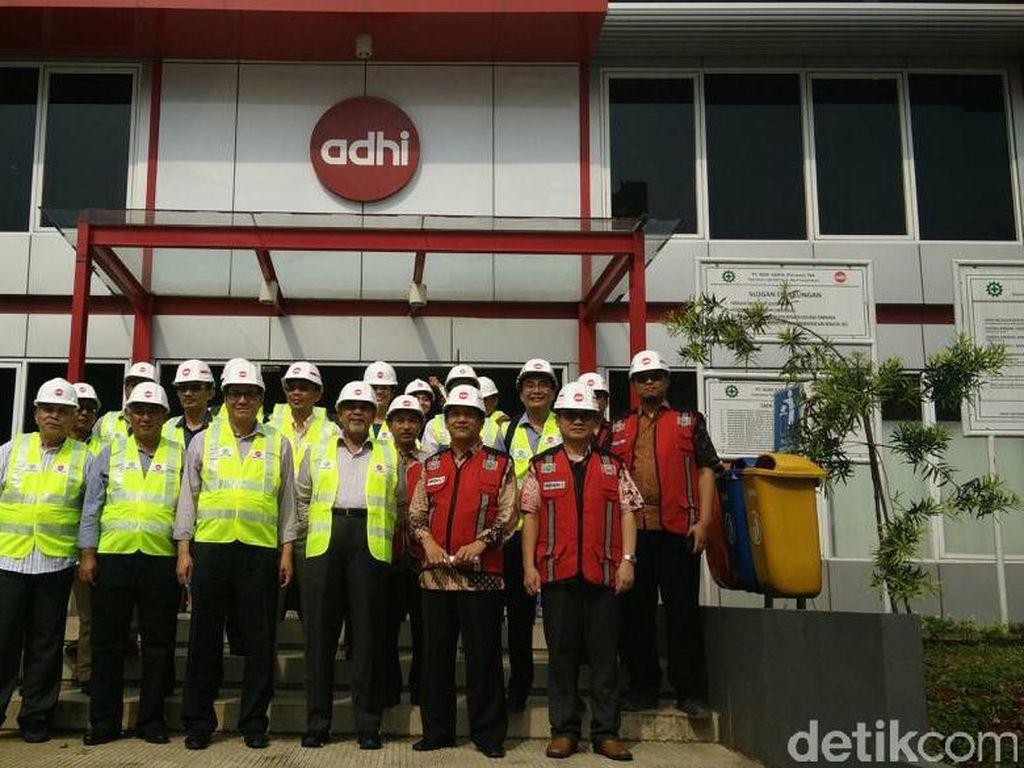 Laba Bersih Adhi Karya Melonjak 64% Jadi Rp 515 Miliar