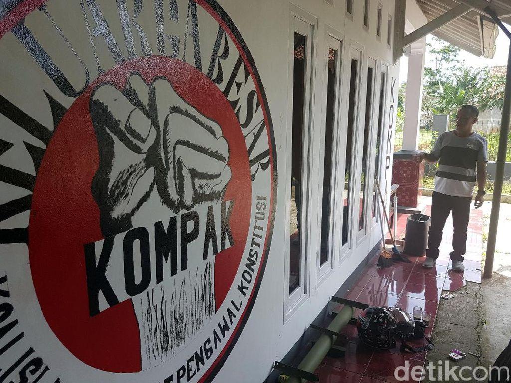 Perusakan Kantor Ormas di Sukabumi tidak Terkait Laporan Korupsi