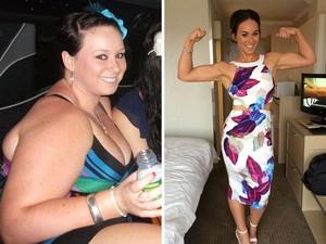 Lihat, Perubahan Mengagumkan 10 Orang Gemuk yang Sukses Turunkan Berat