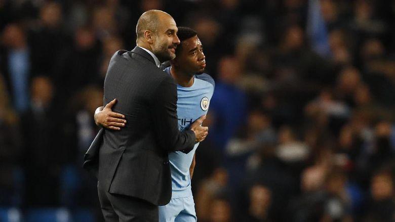 Guardiola Sebut Gabriel Jesus Sebagai Masa Depan Manchester City