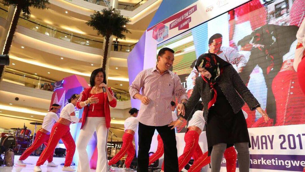 Gaungkan Asian Games, Indonesia Siap Pecahkan Rekor Dunia Poco-poco