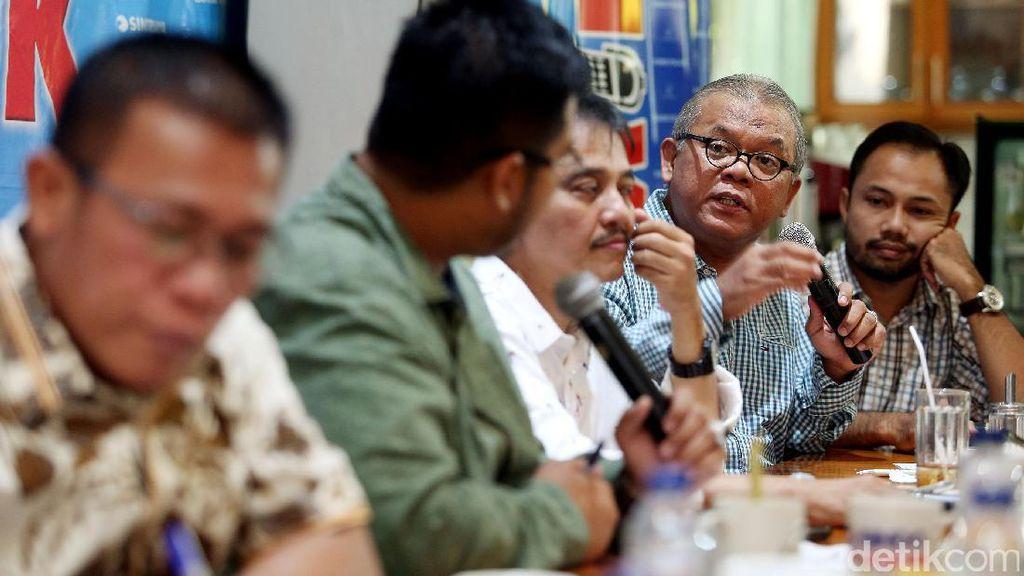 Diskusi Hak Angket DPR Terkait KPK