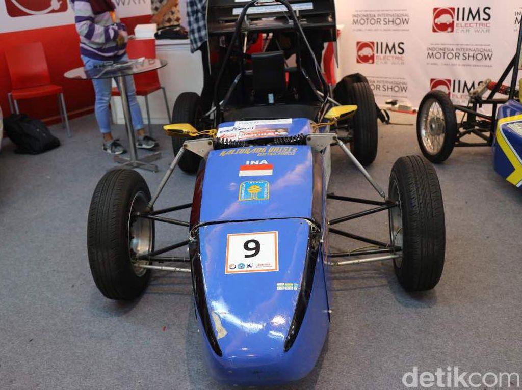 Cihuy, Mobil Listrik Buatan Mahasiswa Indonesia Siap Unjuk Gigi