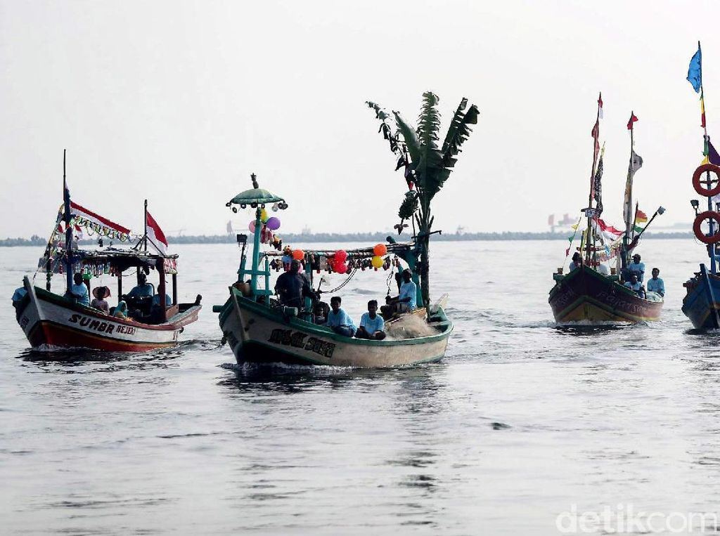 Long Boat Berpenumpang 7 Orang Hilang Kontak di Mimika