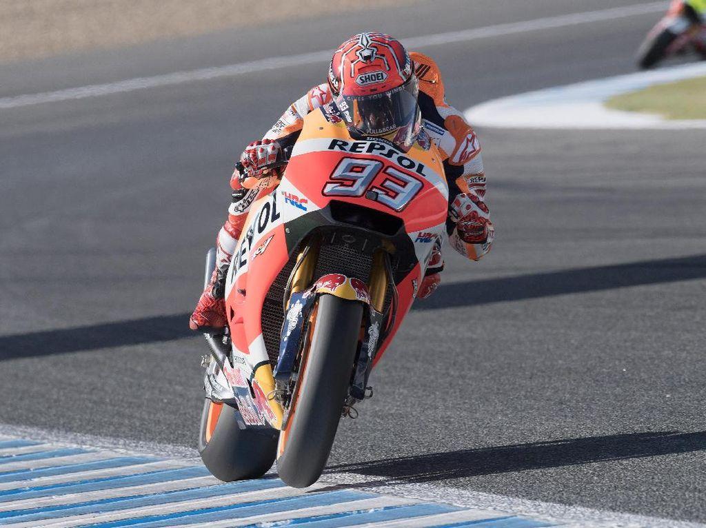 Usai Austin, Marquez Bersiap Hadapi Jerez yang Lebih Sulit