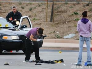 Arahkan Pistol Angin ke Polisi, Remaja San Diego Ditembak Mati