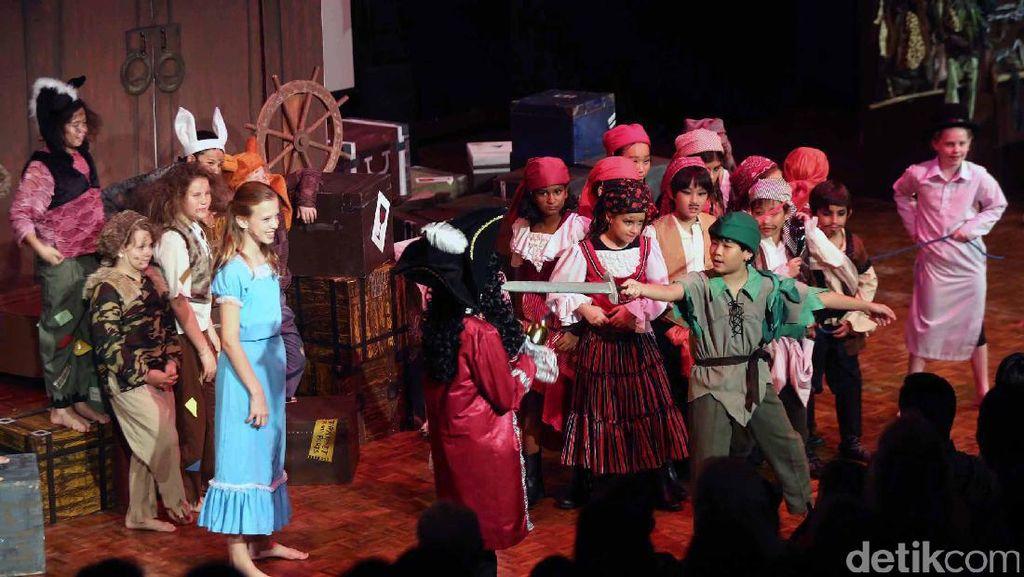 Teater Musikal Peter Pan JR