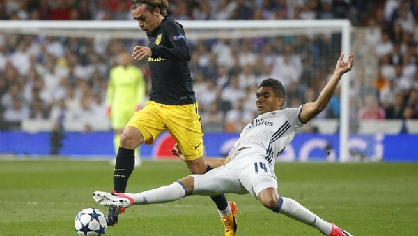 Unggul Tiga Gol, Madrid Tetap Akan Gas Pol
