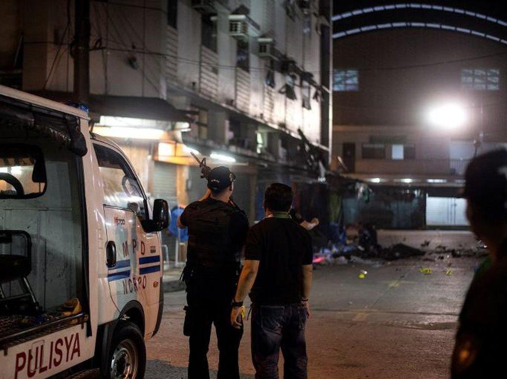 Polisi Duga Imam Syiah Jadi Target Serangan 2 Ledakan di Filipina
