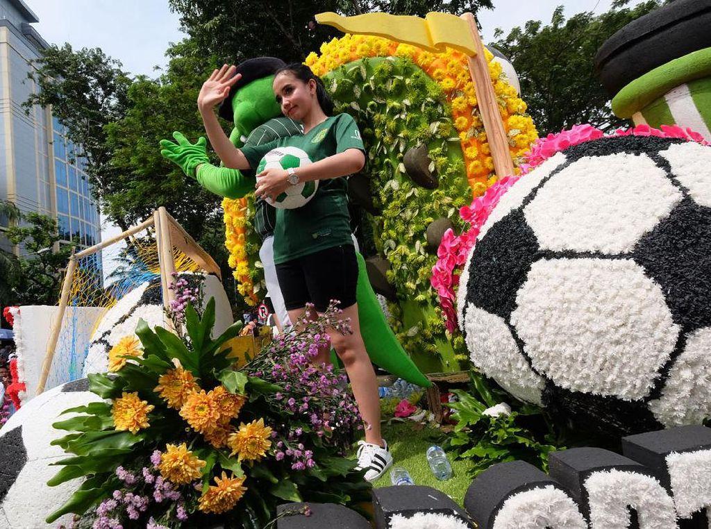 Surabaya Vaganza Buka Rentetan Hari Jadi Kota Surabaya ke 725