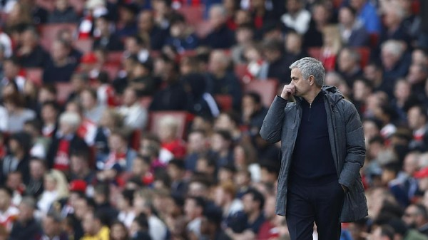 Mourinho: Akhirnya <i>Fans</i> Arsenal Bisa Bahagia