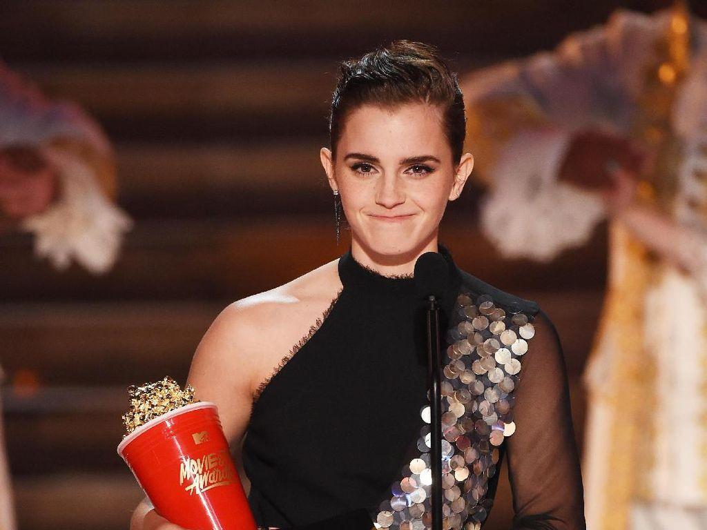 Emma Watson Hingga Taraji P. Henson Sabet Piala MTV Movie & TV Awards 2017